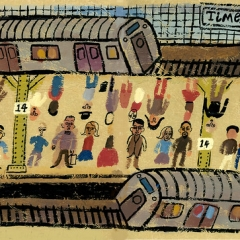"Subway Platform • <a style=""font-size:0.8em;"" href=""http://www.flickr.com/photos/46362485@N02/11193490594/"" target=""_blank"">View on Flickr</a>"