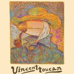 "Vincent van Toucan • <a style=""font-size:0.8em;"" href=""http://www.flickr.com/photos/46362485@N02/16730072459/"" target=""_blank"">View on Flickr</a>"