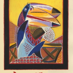 "Picasso Toucan • <a style=""font-size:0.8em;"" href=""http://www.flickr.com/photos/46362485@N02/16914992492/"" target=""_blank"">View on Flickr</a>"