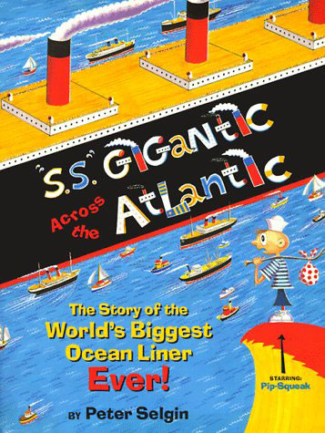 S.S. Gigantic Across the Atlantic