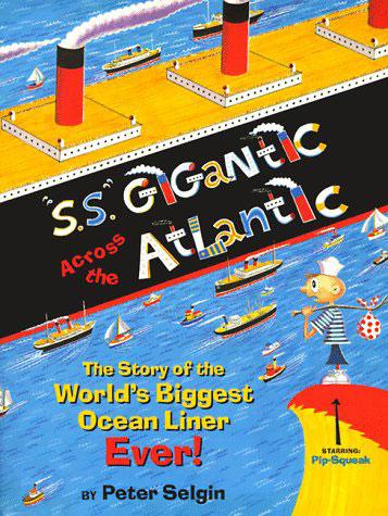 S.S. Gigantic Across the Atlantic