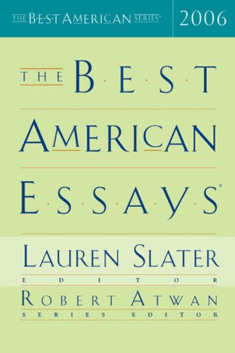 The Best American Essays 2012 - by David Wen