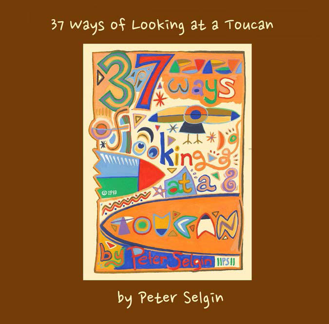 37 Ways of Looking at a Toucan