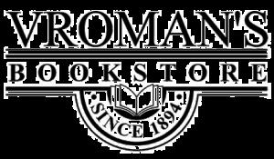 vroman's books pasadena logo