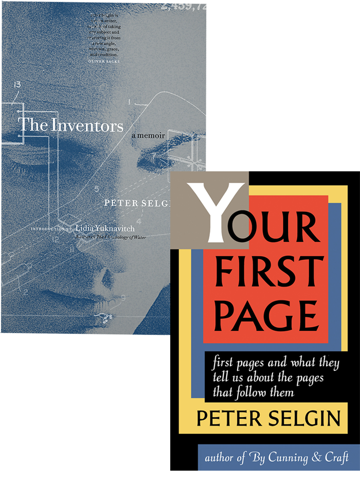 The Inventors and Your First Page