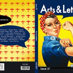 "Arts & Letters - Rosie the Riveter cover • <a style=""font-size:0.8em;"" href=""http://www.flickr.com/photos/46362485@N02/24648957625/"" target=""_blank"">View on Flickr</a>"