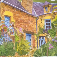 """Houses, South of France • <a style=""""font-size:0.8em;"""" href=""""http://www.flickr.com/photos/46362485@N02/13702263513/"""" target=""""_blank"""">View on Flickr</a>"""