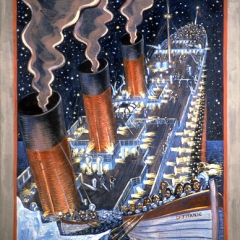 """Blazing Titanic • <a style=""""font-size:0.8em;"""" href=""""http://www.flickr.com/photos/46362485@N02/13702553065/"""" target=""""_blank"""">View on Flickr</a>"""