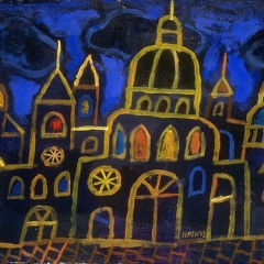 """Ukrainian Night Scape • <a style=""""font-size:0.8em;"""" href=""""http://www.flickr.com/photos/46362485@N02/11193834116/"""" target=""""_blank"""">View on Flickr</a>"""