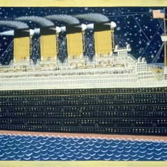 """Titanic at Sea • <a style=""""font-size:0.8em;"""" href=""""http://www.flickr.com/photos/46362485@N02/11195884525/"""" target=""""_blank"""">View on Flickr</a>"""