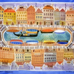 """Venice Canal • <a style=""""font-size:0.8em;"""" href=""""http://www.flickr.com/photos/46362485@N02/11193765024/"""" target=""""_blank"""">View on Flickr</a>"""