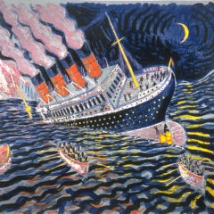 """Van Gogh Titanic • <a style=""""font-size:0.8em;"""" href=""""http://www.flickr.com/photos/46362485@N02/13702592303/"""" target=""""_blank"""">View on Flickr</a>"""