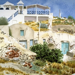 """Santorini, Greece • <a style=""""font-size:0.8em;"""" href=""""http://www.flickr.com/photos/46362485@N02/13701846604/"""" target=""""_blank"""">View on Flickr</a>"""