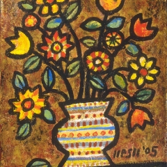 """Vase of Flowers • <a style=""""font-size:0.8em;"""" href=""""http://www.flickr.com/photos/46362485@N02/11193745785/"""" target=""""_blank"""">View on Flickr</a>"""