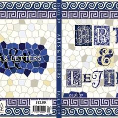 """Arts & Letters Cover-Issue 39 • <a style=""""font-size:0.8em;"""" href=""""http://www.flickr.com/photos/46362485@N02/48950479406/"""" target=""""_blank"""">View on Flickr</a>"""
