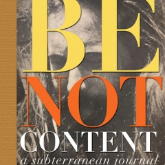 """BE NOT CONTENT-N • <a style=""""font-size:0.8em;"""" href=""""http://www.flickr.com/photos/46362485@N02/49890332938/"""" target=""""_blank"""">View on Flickr</a>"""