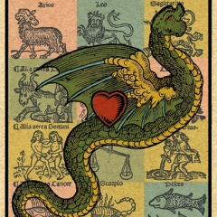 """RUBY DRAGON MATCHBOOK • <a style=""""font-size:0.8em;"""" href=""""http://www.flickr.com/photos/46362485@N02/49955620396/"""" target=""""_blank"""">View on Flickr</a>"""