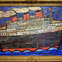 """Ocean Liner - 3 • <a style=""""font-size:0.8em;"""" href=""""http://www.flickr.com/photos/46362485@N02/13702518245/"""" target=""""_blank"""">View on Flickr</a>"""
