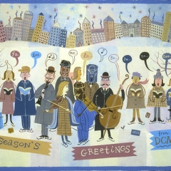 """Winter Musicians • <a style=""""font-size:0.8em;"""" href=""""http://www.flickr.com/photos/46362485@N02/11193450934/"""" target=""""_blank"""">View on Flickr</a>"""