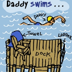 """What Daddy Does • <a style=""""font-size:0.8em;"""" href=""""http://www.flickr.com/photos/46362485@N02/16728852300/"""" target=""""_blank"""">View on Flickr</a>"""